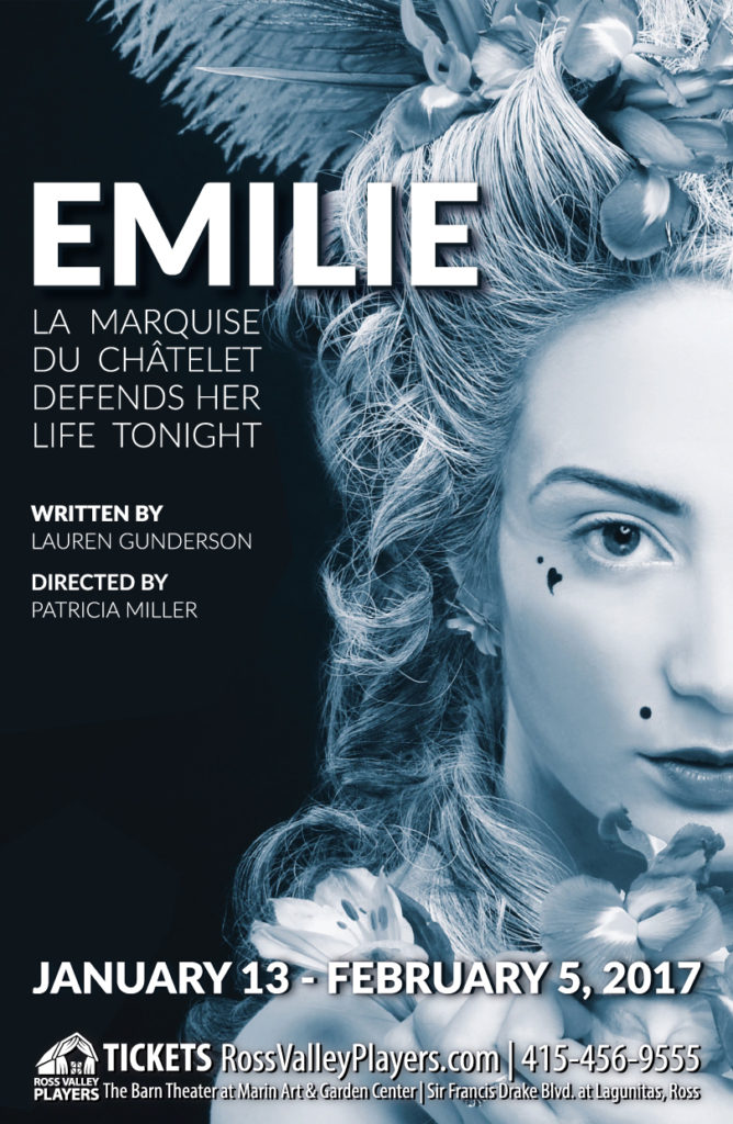 Emilie Ross Valley Players live theatre Marin theatre company